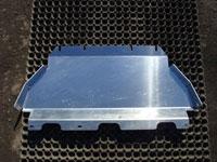 Защита радиатора (алюминий, 4 мм)