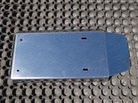 Защита заднего редуктора (алюминий, 4мм)
