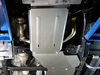Защита КПП (алюминий, 4 мм)