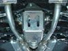 Защита дифференциала (алюминий, 4 мм)