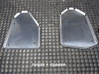 Защита бака правая (алюминий, 4мм)